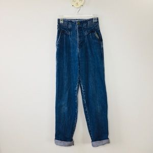 Vintage Rocky Mountain Clothing high slouchy Jeans